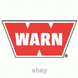 Warn 10 000 Lb Premium Series M8274-s Treuil Rope Synthétique Pour Camion Jeep &