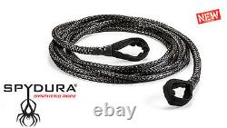 Warn 3/8 X 25' Spydura Synthetic Extension Rope 10000 Lb Capacity Winch