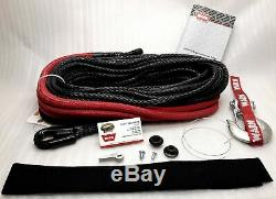 Warn 87915 Spydura Synthétique Corde 3 / 8x100' , Pour Treuils Jusqu'à 12.000 Lbs