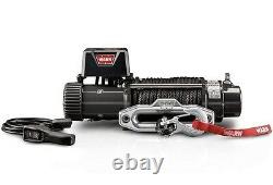 Warn 9,500 Lb Ultimate Performance Series 9.5xp-s Treuil Pour Camion De Jeep Et Vus