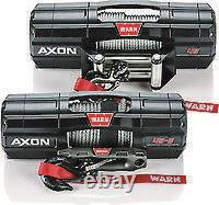 Warn Treuil 4500 Axon 45-s Corde Synthétique 101140