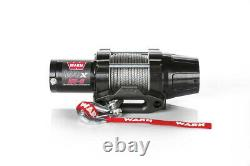 Warn Vrx 25-s Atv Winch Avec 50 X 3/16 Corde Synthétique