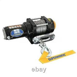Westin Superwinch Lt4000sr Synthetic Rope Electric Winch Fitment Universel